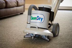 Chem-Dry carpet cleaning machine