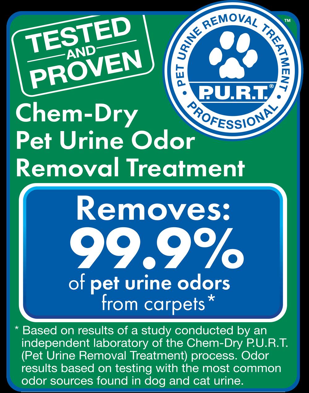 Chem-Dry-Pet-Urine-Removal-Study